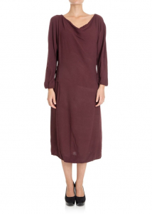 Vivienne Westwood Anglomania Marylin Dress Red