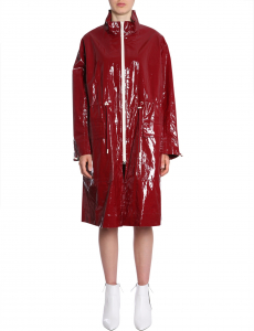 "Isabel Marant ""Ensel"" Raincoat BORDEAUX"