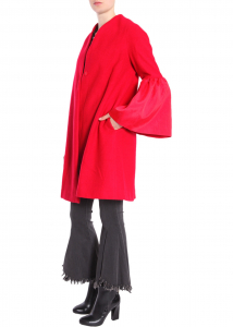 "Jovonna London ""Faye"" Coat RED"