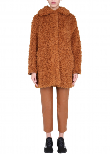 Adidas by Stella McCartney Josephine Coat BROWN