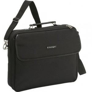 Geanta Laptop Clamshell 15.4 inch Black