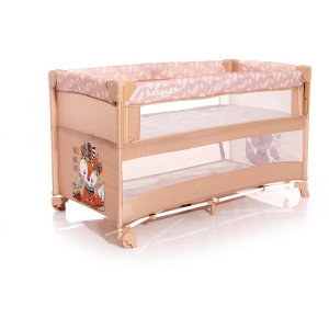 Patut pliabil Up and Down laterala culisanta Beige Foxy