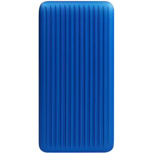 Acumulator extern QP66 Power Bank 10000mAh Quick Charge Blue