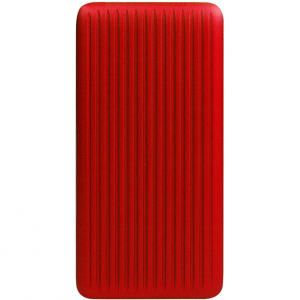 Acumulator extern QP66 Power Bank 10000mAh Quick Charge Red