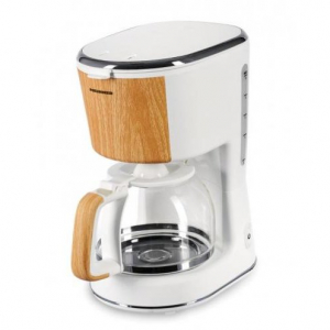 Cafetiera Soft Wood HCM-WH900BB 900W 1.25 litri