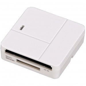 Card reader 94125 All in One USB 2.0 White