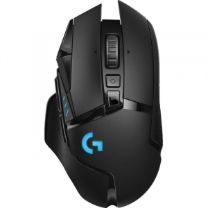 Mouse gaming G502 Lightspeed Wireless Black