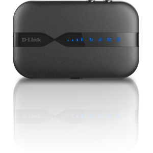 Router wireless DWR-932 4G LTE mobil 150 Mbps Negru
