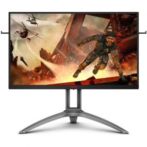 Monitor LED Gaming AG273QX 27 inch 1ms Black Red
