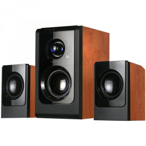 Sistem audio 2.1 Soundboost HT2100C Cherry Wood