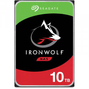 Hard disk IronWolf 10TB SATA-III 7200rpm 256MB