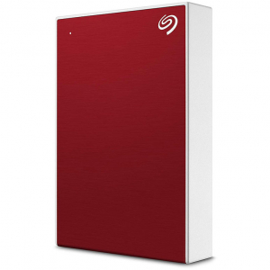 Hard disk extern Backup Plus Portable 4TB 2.5 inch USB 3.0 Red