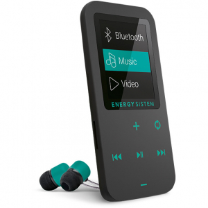 MP4 Player Touch Bluetooth Mint 8GB