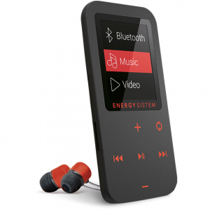MP4 Player Touch Bluetooth Coral 8GB