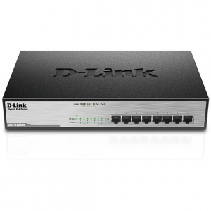 Switch DGS-1008MP PoE