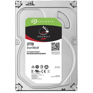 Hard disk IronWolf 3TB SATA-III 3.5 inch 5900rpm 64MB