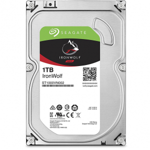 Hard disk IronWolf 1TB SATA-III 3.5 inch 5900rpm 64MB