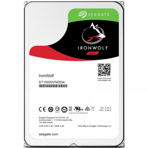Hard disk IronWolf 4TB SATA-III 3.5 inch 5900rpm 64MB