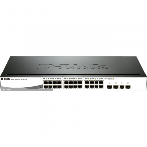 Switch DGS-1210-24P 24 porturi