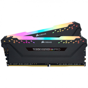Memorie Vengeance RGB PRO 64GB (2x32GB) DDR4 3200MHz CL16 Dual Channel Kit