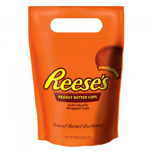 REESE'S PEANUT BUTTER CUPS 200 G
