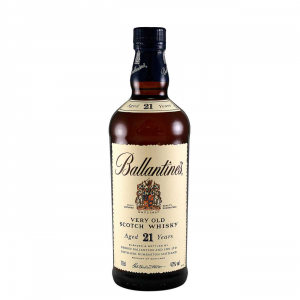 SCOTCH WHISKY 21 YEARS OLD 700 ML