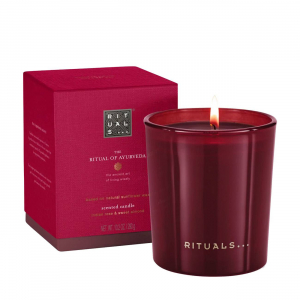 THE RITUAL OF AYURVEDA SCENTED CANDLE 290 Grame