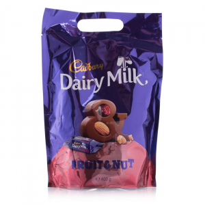 Fruit & Nut Pouch 400 Grame