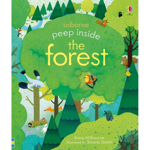 Peep inside the forest