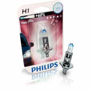 Bec auto Philips H1 12V 55W VISION PLUS
