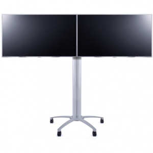 Stand TV Dual Silver 5361 40-60