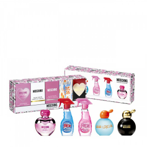 MOSCHINO MINIATURE COLLECTION 24ml