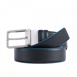 DOUBLE FACE BELT WITH PRONG BUCKLE
