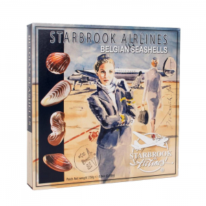 STARBROOK SEASHELLS STEWARDESS 250gr