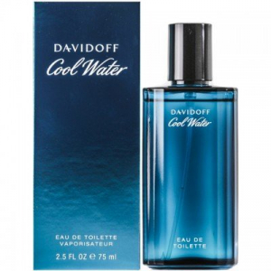 Parfum de barbat Cool Water Eau de Toilette 75ml