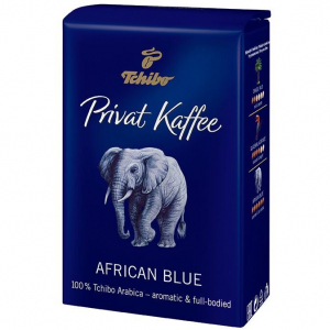 Cafea boabe Privat Kaffee African Blue 500 gr.