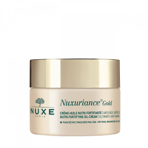 NUXURIANCE GOLD NUTRI-FORTIFYING OIL CREAM 50ml