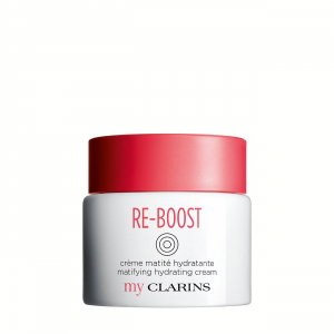 MY CLARINS RE-BOOST HYDRATING CREAM FOR OILY SKIN 50ml