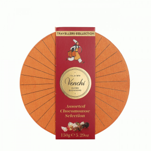 TRAVELLERS COLLECTION - ASSORTED CHOCO MOUSSE SELECTION 150gr