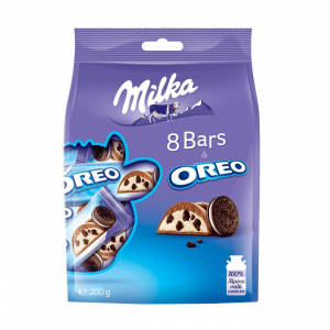 Mini TABLETS WITH OREO FLAVOUR 222gr