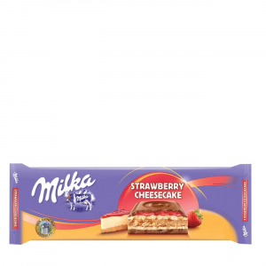 TABLET STRAWBERRY CHEESECAKE 300gr