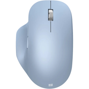 Mouse wireless Microsoft Bluetooth Ergonomic Pastel Blue