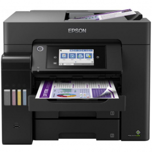 Multifunctional CISS Epson L6570 inkjet color format A4 DADF wireless