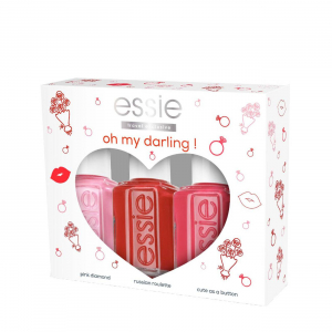 OH MY DARLING NAIL COLOR TRIO SET 42gr