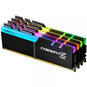 Memorie G.Skill Trident Z RGB 64GB DDR4 3600MHz CL17 1.35v Quad Channel Kit