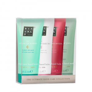 THE ULTIMATE HANDCARE SET 80ml