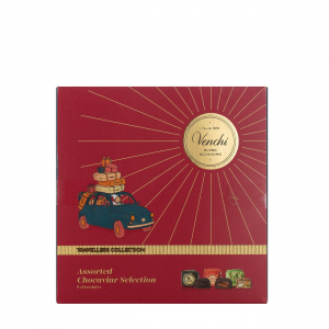TRAVELLERS COLLECTION - ASSORTED DOLCI ITALIANI SELECTION PREMIUM GIFT BOX 100gr