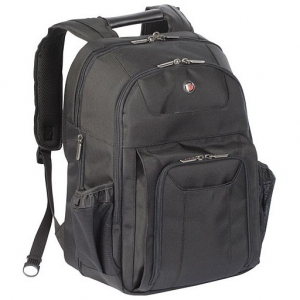 Rucsac notebook CUCT02BEU Corporate Traveller negru 15.6 inch