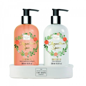 CLEMENTINE SPICE HAND CARE SET