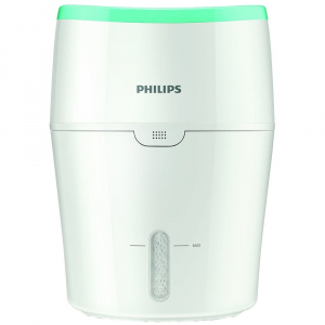 Umidificator HU4801/01 200ml/h 2 litri Alb/Verde
